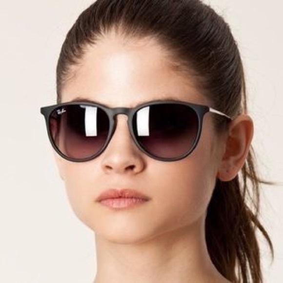 ray ban erika sunglasses tortoise